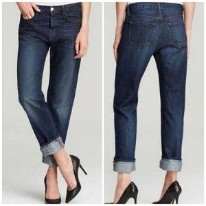 J Brand Aidan Ringer boyfriend jeans
